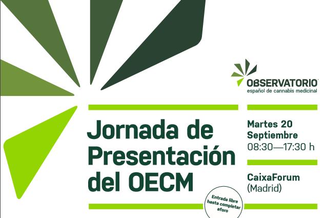 Jornada de Presentación del Observatorio Español de Cannabis Medicinal (OECM) 1