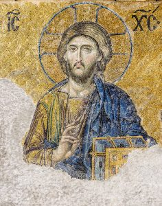 800px-Christ_Pantocrator_Deesis_mosaic_Hagia_Sophia