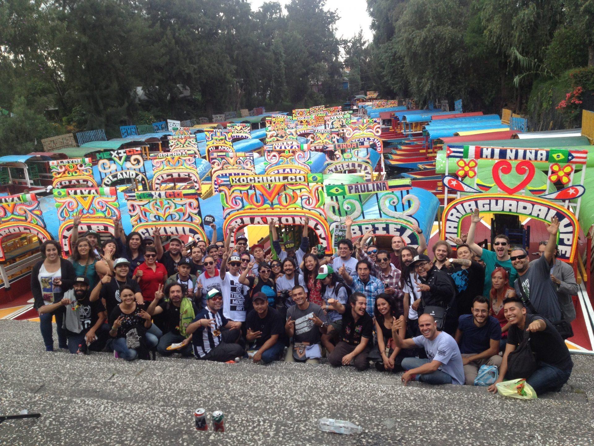 Trajinera Cannábica. Cultura de elaboración de extractos de cannabis en México Vol. II 1