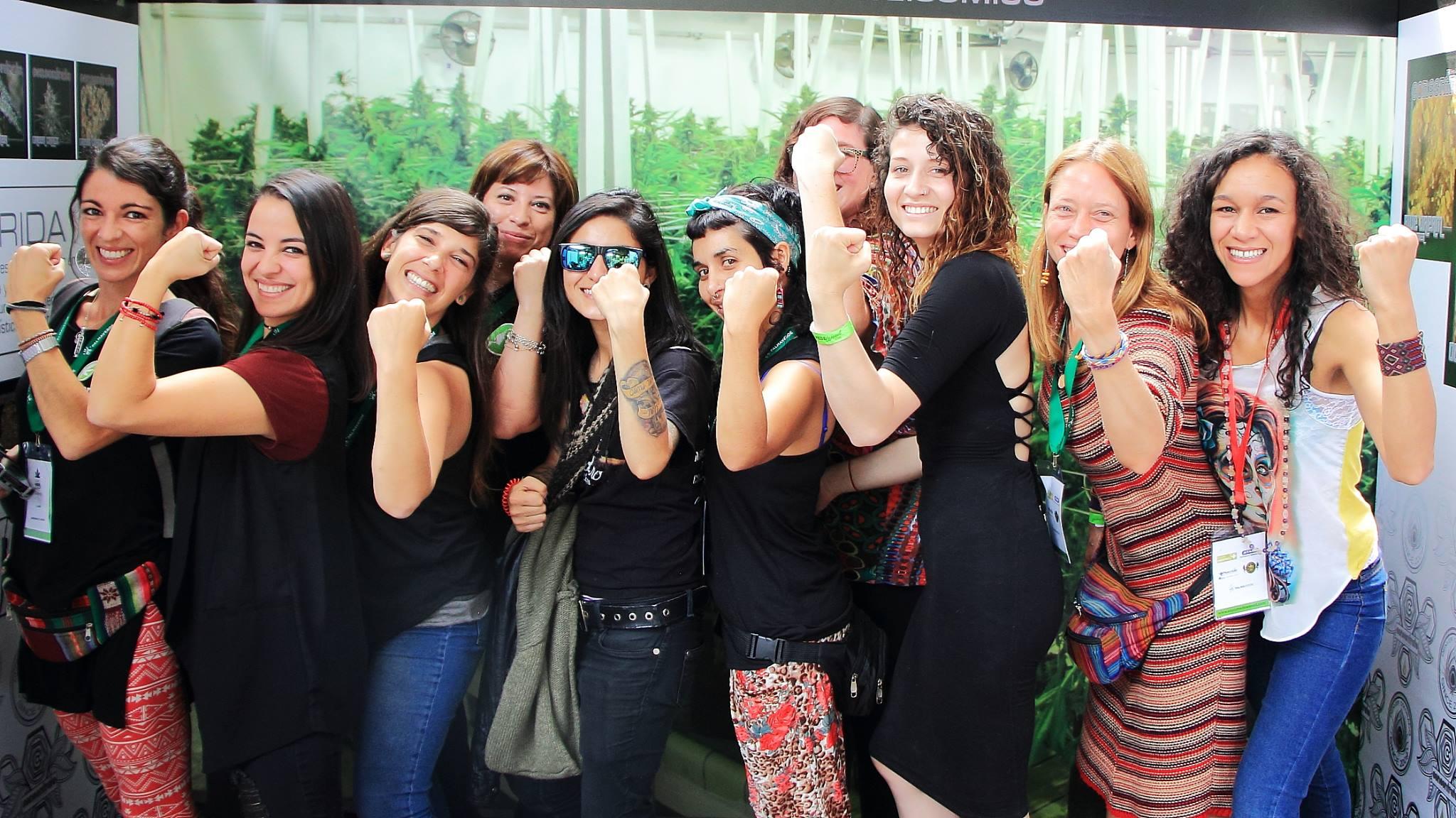 Comunicado de la Red Latinoamericana de Mujeres Cannabicas y Antiprohibicionistas 13