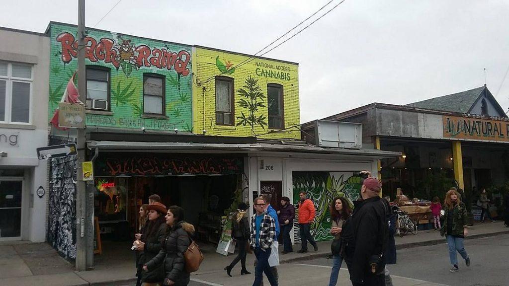 El cannabis en Canadá. Situación actual 2