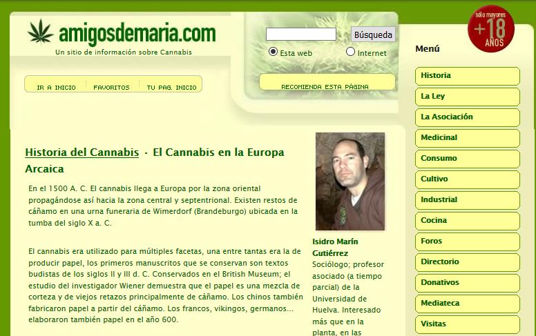 Crítica personal de Historia General del Cannabis, el nuevo libro de Isidro Marín 2