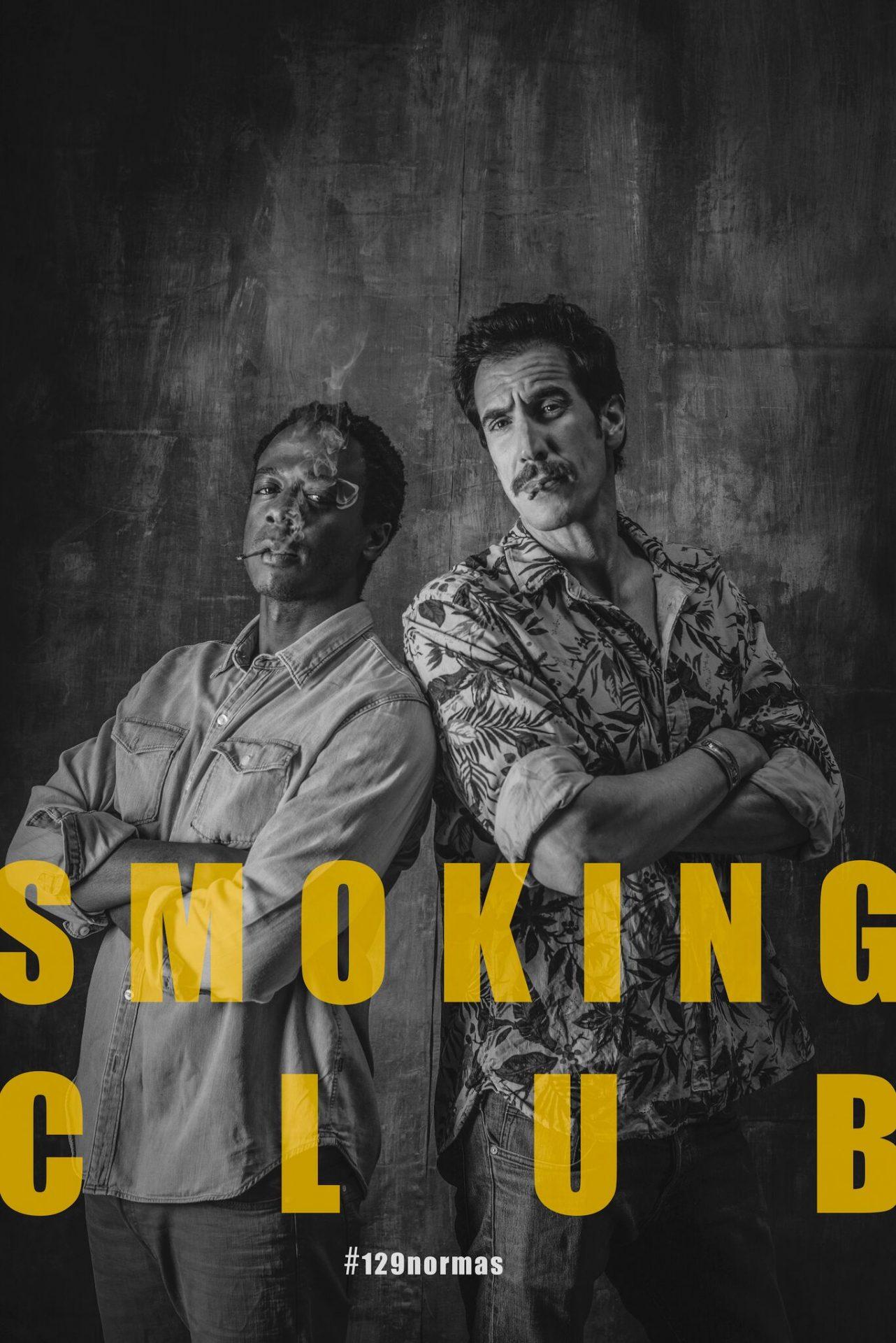 Nos vamos al estreno de  Smoking Club #129Normas en el Festival de cine de Málaga 53