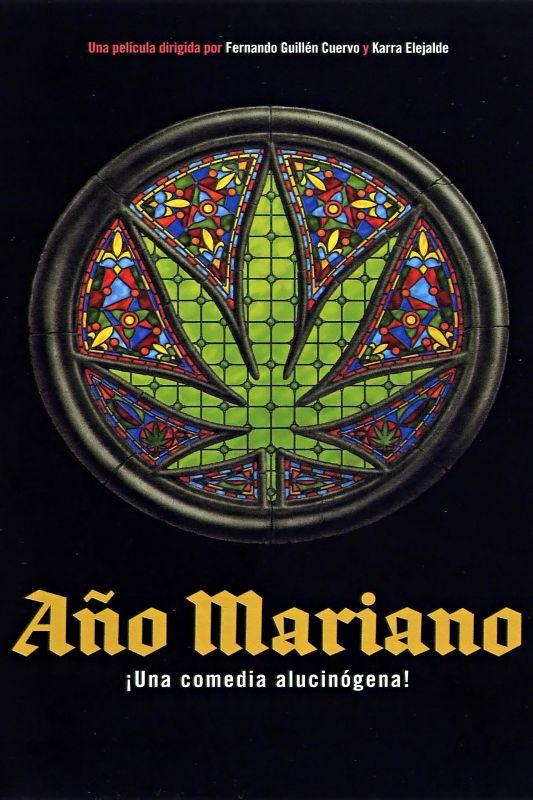 La Marihuana y la virgen Maria 2