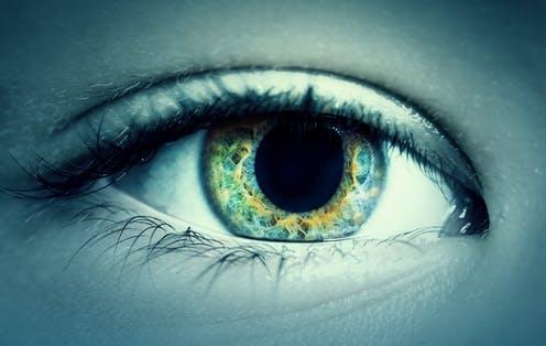 efecto séquito en el ojo