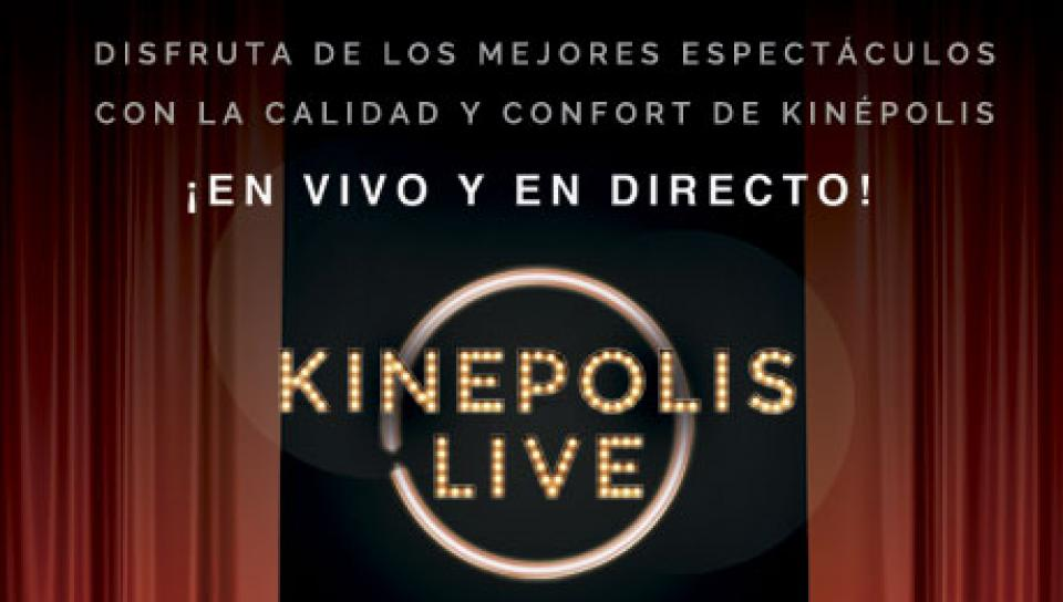 kinepolis live